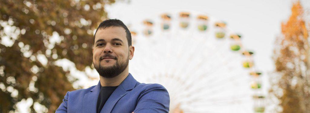 Emanuele Davenia organizzazione di eventi